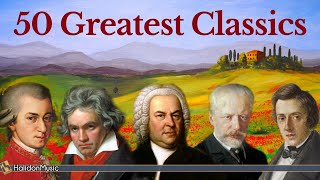 Download 50 Greatest Pieces of Classical Music - Mozart, Beethoven, Bach, Chopin... Video