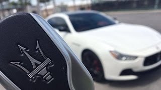 Download The Weirdest Features of the Maserati Ghibli S Key Fob Video