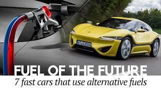 Download 7 Alternative Fuel Cars of the Future and Best Upcoming Tesla Rivals Video