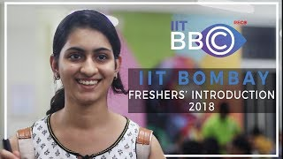 Download Freshers 2018 Introduction IIT Bombay Video