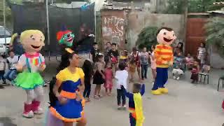 Download SHOW DE BELY Y BETO ( IMITACION ) - SONRISAS EVENTOS Video