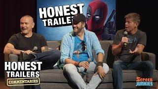 Download Deadpool Director & Creator React to the Honest Trailer! (Tim Miller, Rob Liefeld & Stefan Kapicic) Video