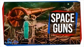 Download Space Guns Don't Work (But We Built One Anyway) Video