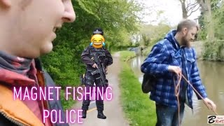 Download Police & magnet fishing Video