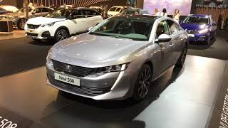 Download New Peugeot 508 2019 - first look in 4K (interiro & exterior design) Video