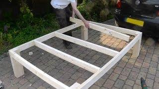 Download Heavy duty DIY bed Video