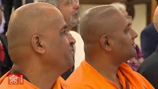 Download Papa Francesco, udienze a religioni dharmiche e buddisti Thailandia 16-05-2018 Video
