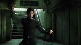 Download Neo vs Agent Smith | The Matrix [Open Matte] Video