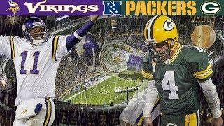 Download Randy Moss' Memorable Night in Lambeau! (Vikings vs. Packers, 2004 NFC Wild Card)   Vault Highlights Video