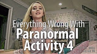 Download Everything Wrong With Paranormal Activity 4 In 12 Minutes Or Less Video