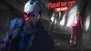 Download SCREAMING SCARED w/ THE CREW (Friday the 13th Game) Video