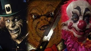 Download Top 10 Ridiculous Horror Movie Creatures Video