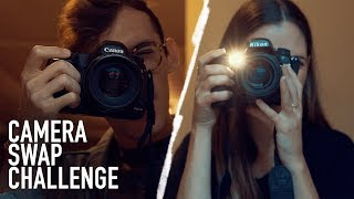 Download SWITCHING CAMERAS CHALLENGE with BRANDON WOELFEL Video
