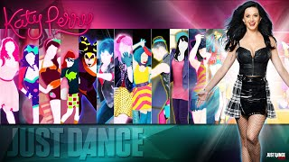 Download Just Dance   Katy Perry   JD1 - JD2016   History in Just Dance Video