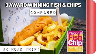 Download Is this REALLY the UK's BEST Fish and Chips?! | 3 Award Winners COMPARED Video