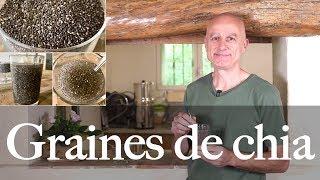 Download Graines de chia (Salvia hispanica) Video