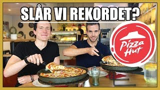 Download Kan vi slå Sverige-rekordet på Pizza Hut? Video