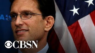 Download Former House Majority Leader Eric Cantor speaks about shutdown at Davos Video