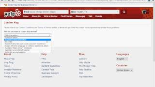Download Yelp Training Course: Removing Negative Reviews Video
