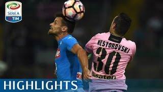 Download Palermo - Napoli - 0-3 - Giornata 3 - Serie A TIM 2016/17 Video