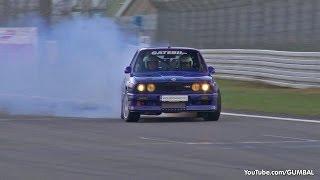 Download 1100HP BMW E30 M3 w/ 2JZ Toyota Supra Engine! - Crazy Drifts! Video