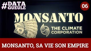 Download Monsanto, sa vie son empire #DATAGUEULE 6 Video