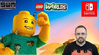 Download Lego Worlds Nintendo Switch! Spawn Wave Plays! Video