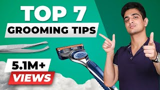 Download How to look HANDSOME - Top 7 tips | Indian Male Grooming 101 | BeerBiceps Video