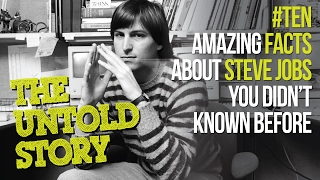 Download 10 Facts you didn't know about Steve Jobs & Apple – The untold Story - Motivational Video Video