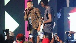 Download Tekno performs 'Diana' & 'Pana' with Stonebwoy @ Ghana Rocks 2016   GhanaMusic Video Video
