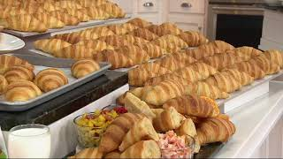 Download Authentic Gourmet 20, 40, or 60 French Butter Croissants on QVC Video
