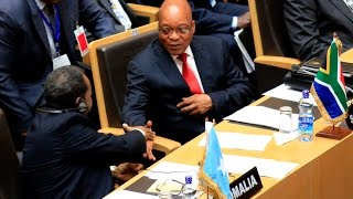 Download South Africa to quit the International Criminal Court Video