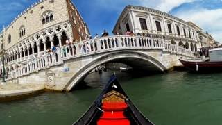 Download 360 VR video experience in Venice Video