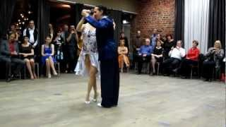 Download Gustavo Rosas y Gisela Natoli at Oulu Tango Festival 2013, Nada Video