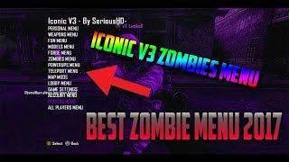 Black Ops 2: Zombies Mod Menu Showcase - ″Vibenation″ (PS3