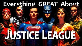Download Everything GREAT About Justice League! Video
