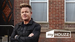Download My Houzz: Gordon Ramsay's Surprise Renovation Video