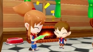Download Harvest Moon 3D: The Lost Valley - Launch Trailer Video