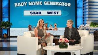 Download Kim Kardashian Lets Gender of Third Child Slip Video
