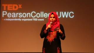 Download Professional Lemonade-Making | Yousra Alfarra | TEDxPearsonCollegeUWC Video