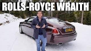 Download Rolls-Royce Wraith (ENG) - Test Drive and Review Video