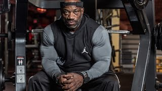 Download Dexter ″The Blade″ Jackson Shoulder Workout + Upcoming Schedule Video