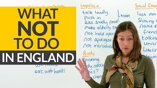 Download English Culture: Manners & How to be polite Video