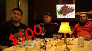 Download EATING $100 STEAKS WITH FUERZA REGIDA! Video