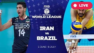Download Iran v Brazil - Group 1: 2017 FIVB Volleyball World League Video