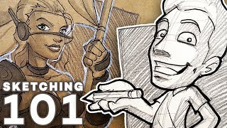 Download How to SKETCH Like a PRO! - Tools, Tips and Tricks! Video