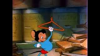 Download Terrytoons Mighty Mouse - ″He Dood It Again″ (1943) Video