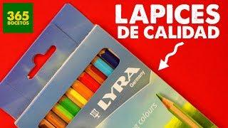 Download MIS MATERIALES DE DIBUJO - LAPICES DE CALIDAD PARA NUESTROS DIBUJOS - Cómo colorear con lápices Video
