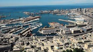 Download Viaggio a Genova e dintorni: GENOVA, il centro storico e Boccadasse Video