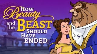Download How Beauty and the Beast Should Have Ended (1991) Video